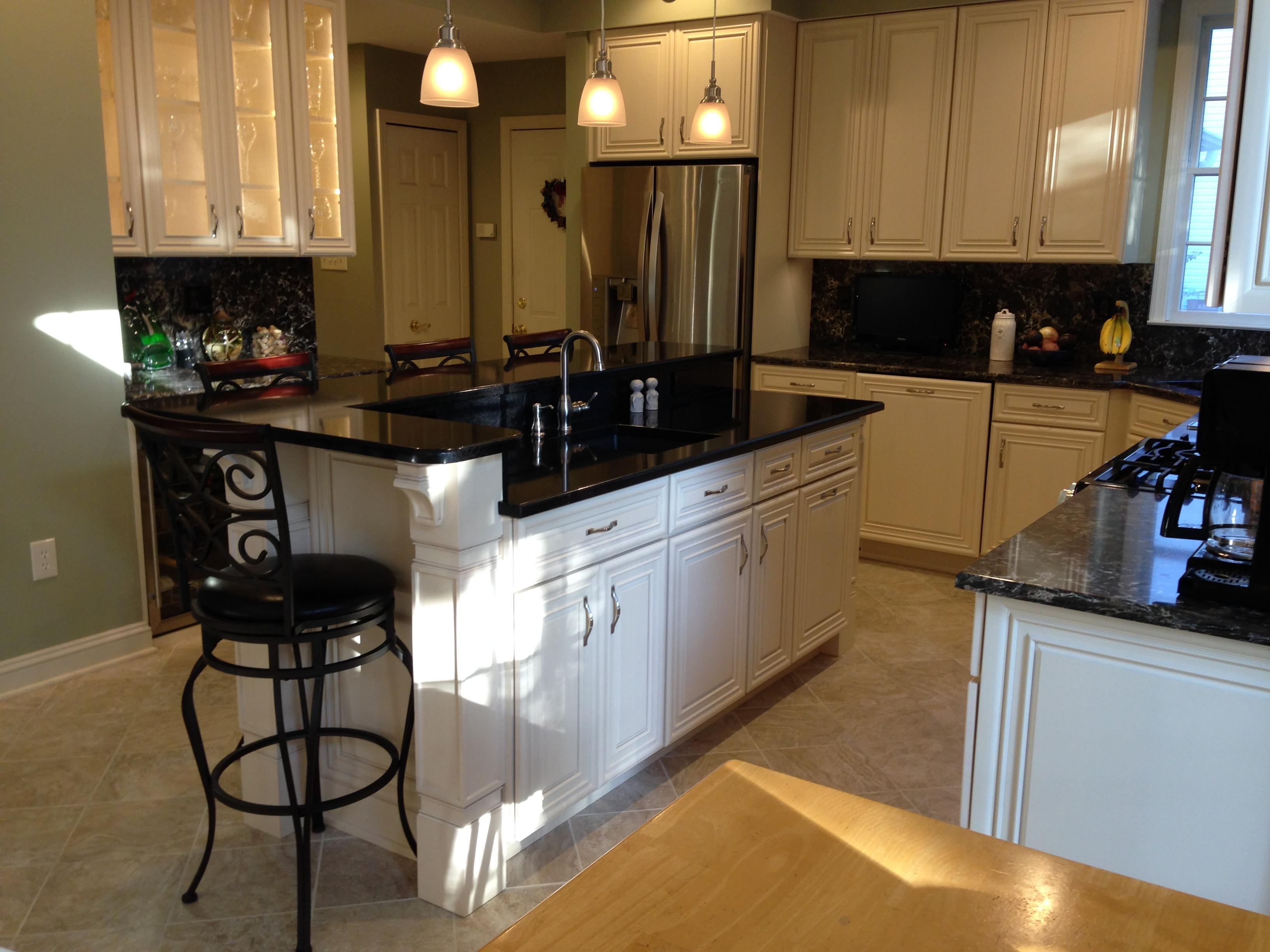 Yorktowne kitchen
